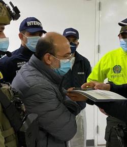 Voormalig paramilitaire leider overgeplaatst naar Colombia