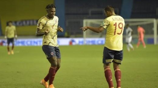 Colombia verslaat Venezuela in eerste ronde WK-kwalificatie