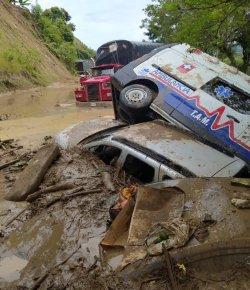 Drie doden bij aardverschuiving in Antioquia