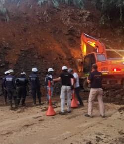 Zeven doden en 11 gewond door aardverschuiving in Antioquia