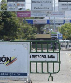 Colombia houdt land- en watergrenzen gesloten tot 1 maart