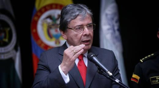 Colombiaanse minister van Defensie overleden aan de gevolgen van COVID-19