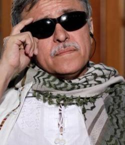 Voormalige FARC-leider Santrich bedreigt president Duque met de dood