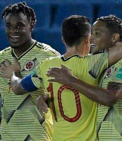 Data kwalificatiewedstrijden Qatar 2022 bekend: Colombia neemt het op tegen Brazilië