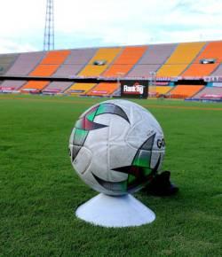 Colombiaanse voetballers steunen de nationale staking en vragen wedstrijden op te schorten