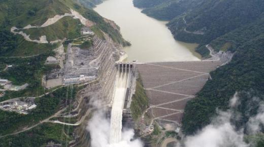 Colombia stelt nieuw budget en tijdschema vast voor waterkrachtcentrale Hidroituango