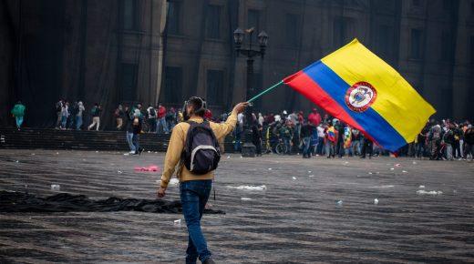 Nieuwe protesten in Colombia na onthulling nieuwe belastinghervorming regering