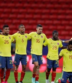 Colombiaanse selectie bekend gemaakt voor WK-kwalificatie voor Qatar 2022