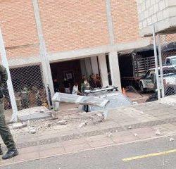 Elf gewonden bij bomaanslag op politiebureau in Cúcuta