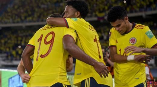 Colombia verslaat Chili in WK-kwalificatiewedstrijd