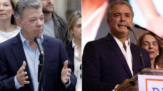 Santos bekritiseert Duque vanwege uitspraken over vredesakkoord