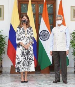India en Colombia wisselen van gedachten over samenwerking in de biotechnologiesector
