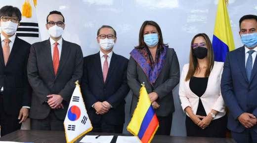 Korea helpt Colombia scheepsbouwindustrie te ontwikkelen