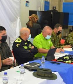 Vijf mensen vermoord in Betania, Antioquia