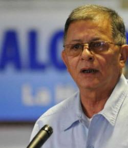 Voormalig FARC-leider niet gearresteerd in Mexico, alleen teruggestuurd
