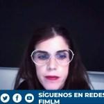 María Luisa Rico de la Red Iberoamericana de Universidades para la Investigación y Desarrollo Sostenible