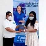 entrega de tablets para niños en epoca de pandemia