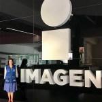 Entrevista de nuestra Directora Nacional México en cadena nacional Imagen Televisión.