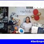Carolina Sánchez y su emprendimiento Bolsos Capricho en Expo emprende Mujer 2021