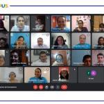 Con la participación de estudiantes de 3 países de la región, inician las clases del curso Formación de Formadores en México.
