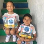 Entrega de kits en Cuernavaca, Morelos