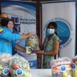 Más de 60 familias reciben ayudas alimentarias en la ciudad de Montreal(6)