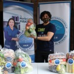 Más de 60 familias reciben ayudas alimentarias en la ciudad de Montreal(5)