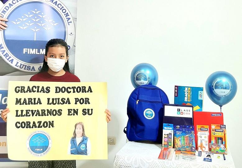 1 Portada Entrega de kits escolares en Trujilo y Lima Norte Peru