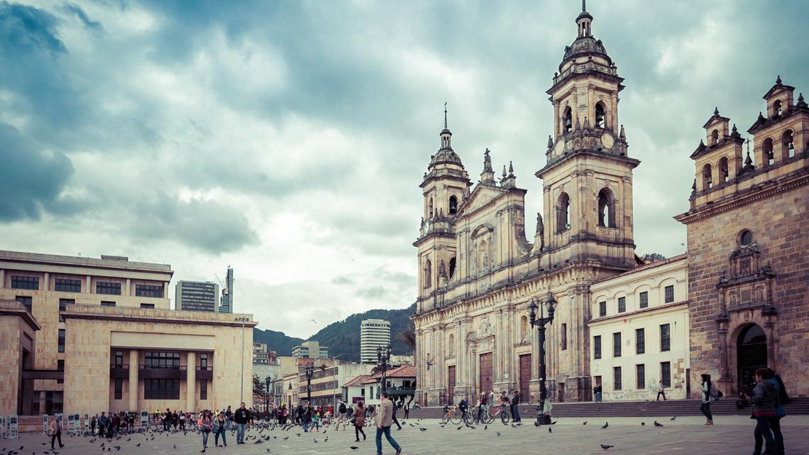 Bezienswaardigheden in Bogota