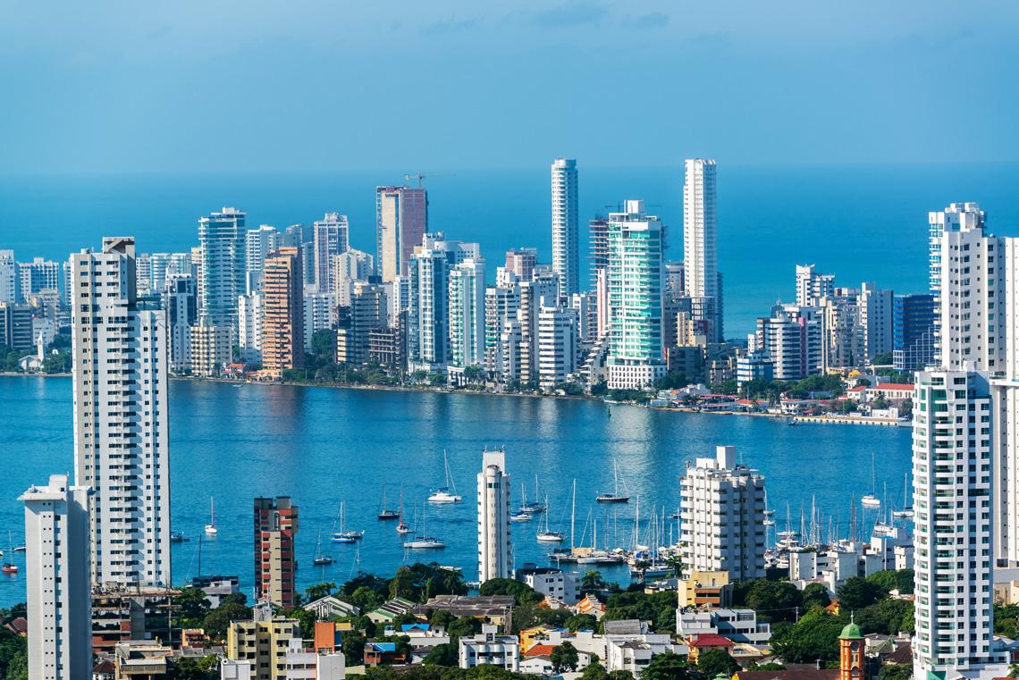Het bruisende en sfeervolle Cartagena