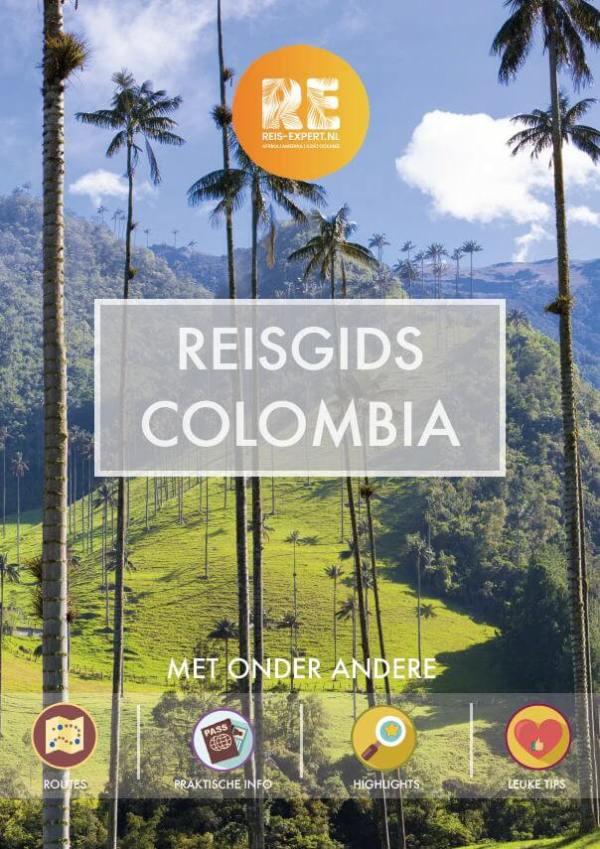 Digitale reisgids Colombia