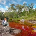 Каньо-кристалес, Река пяти цветов