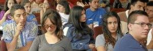 Студенты Национального Университета - г.Богота