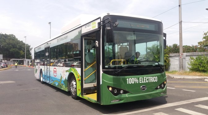 MY PANAMA BUS SYSTEM WOULD BE BIDDING ELECTRIC BUSES IN 2021