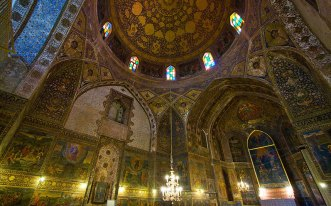 Bethlehem-church-Iran