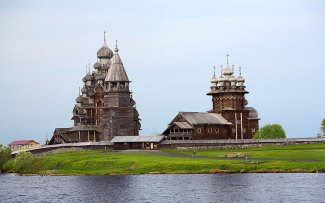 The-Church-of-the-Transfiguration-Kizhi-island-Russia