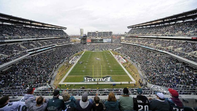 Filadelfia (Lincoln Financial Field)baja