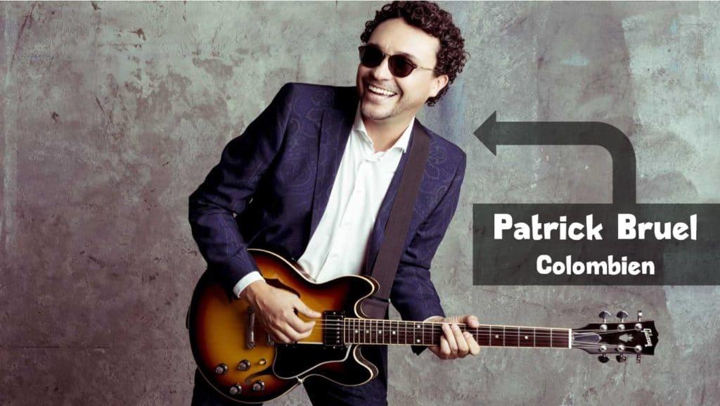 J'ai vu le Patrick Bruel colombien en concert !