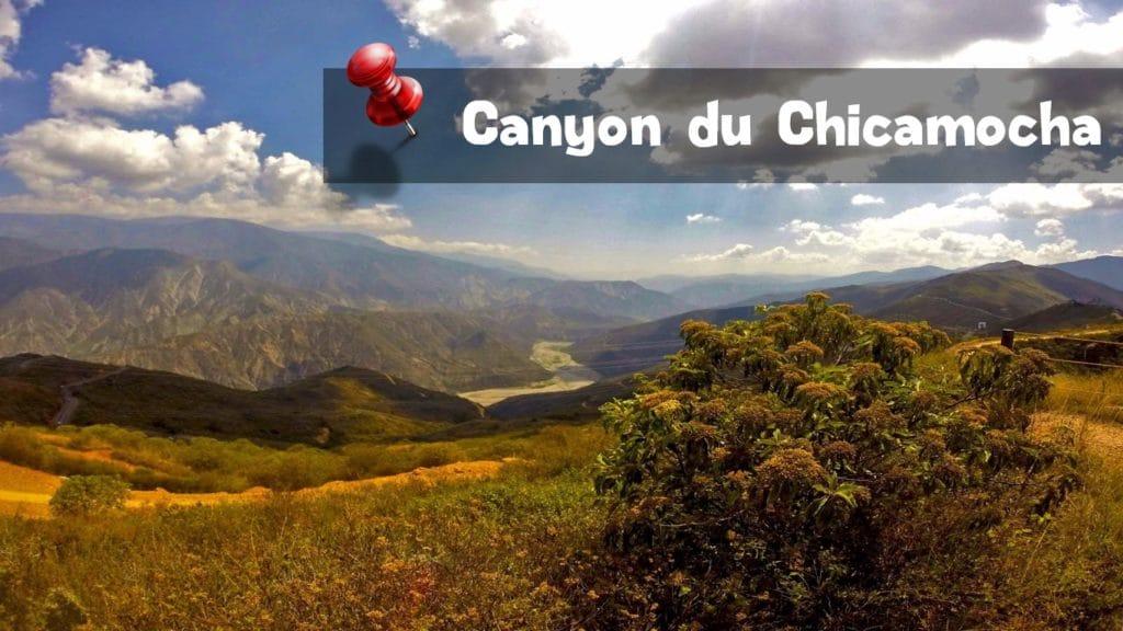 Chicamocha : le canyon colombien à visiter !