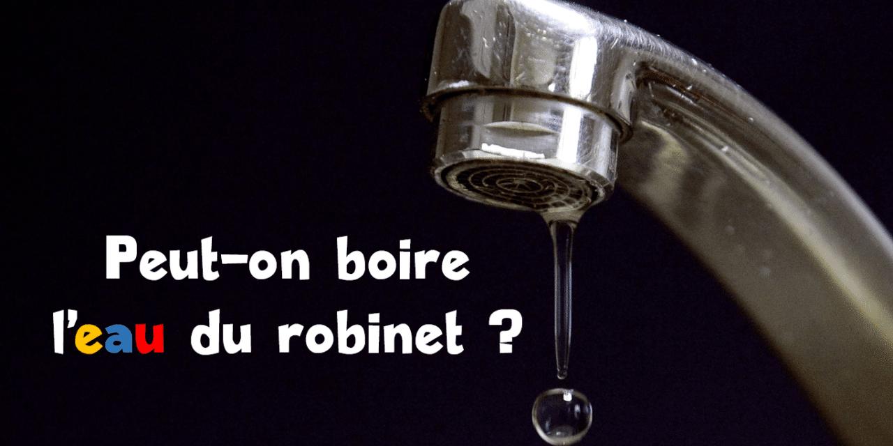 L'eau en Colombie, potable ou non ?