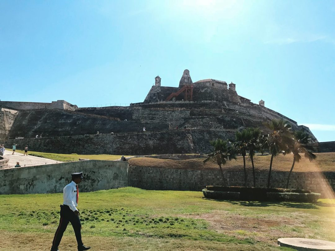 Château San Felipe Cartagena de Indias