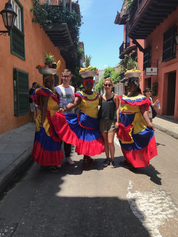 Palenqueras Cartagena de Indias