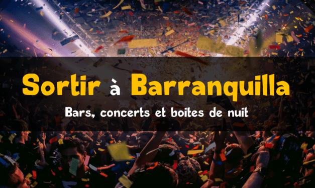 Sortir danser à Barranquilla