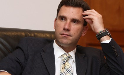Juan Pablo Diaz Granados colombiano indignado
