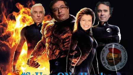 claudia petro coalición
