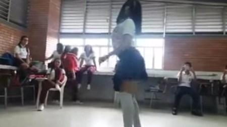 baile sensual municipio colegio colombia