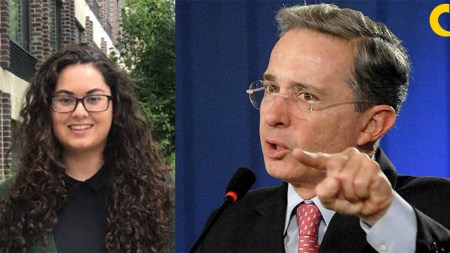 Álvaro Uribe peligroso politica oclombia