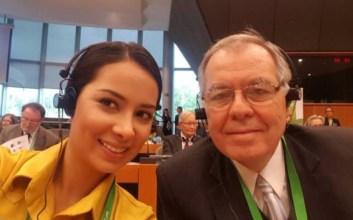 Angela Hernández alejandro ordoñez