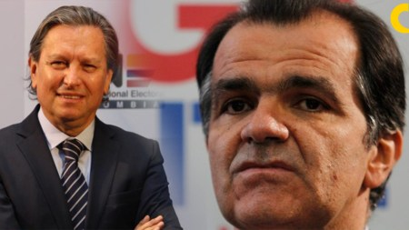CNE Magistrado colombia Zuluaga investigacion