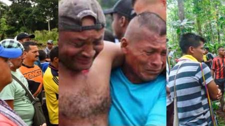 campesinos asesinados en Tumaco
